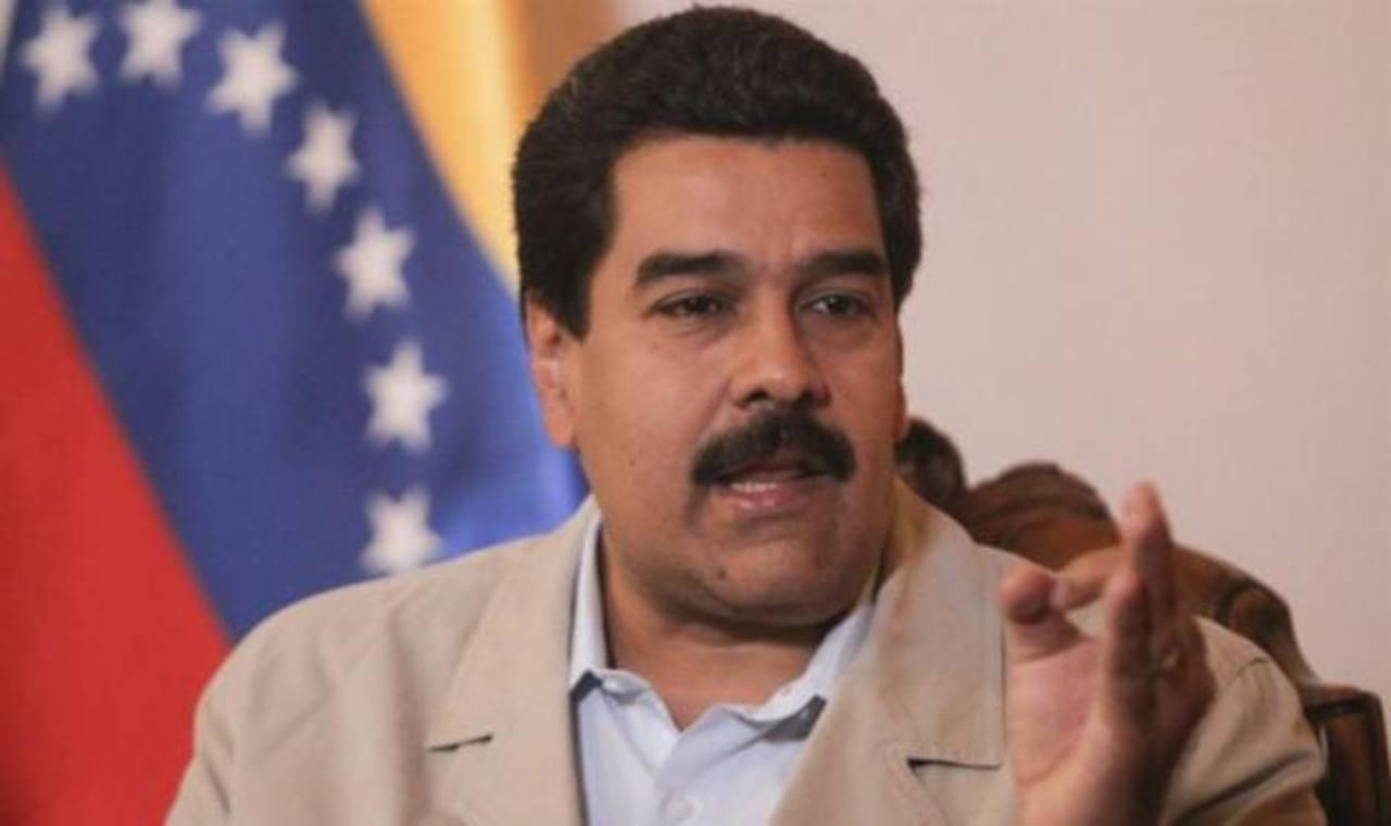 El actual vicepresidente venezolano. Nicolás Maduro. Foto EDH / archivo