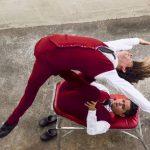 """Las intrépidas acrobacias de estos jóvenes los han llevado a trabajar en los circos más prestigiosos de Europa y a participar en espectáculos del """"Le Plus Cabaret du Monde""""."""