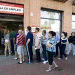Uno de los mayores problemas de los españoles es que no encuentran trabajo. Foto EDH/archivo
