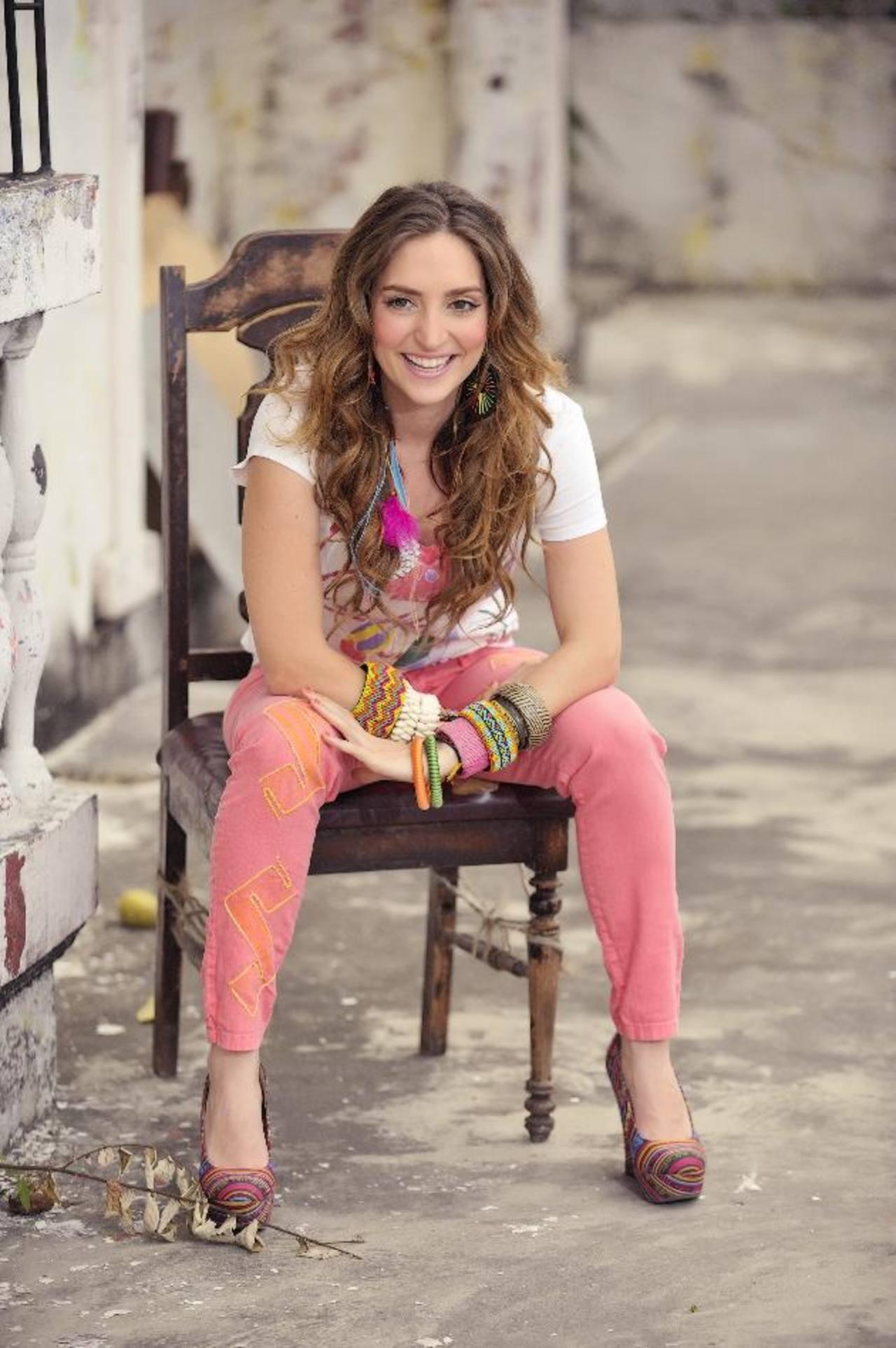 Mirella Cesa actuará esta noche en la Teletón 2013. Foto EDH