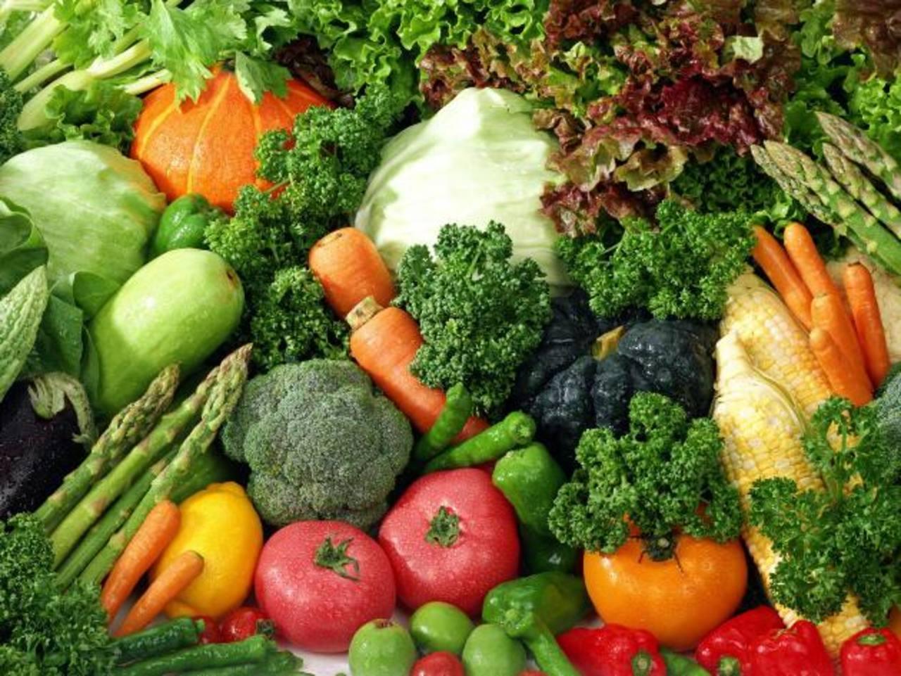 Los vegetarianos presentan menores índices de masa corporal y diabetes. foto EDH