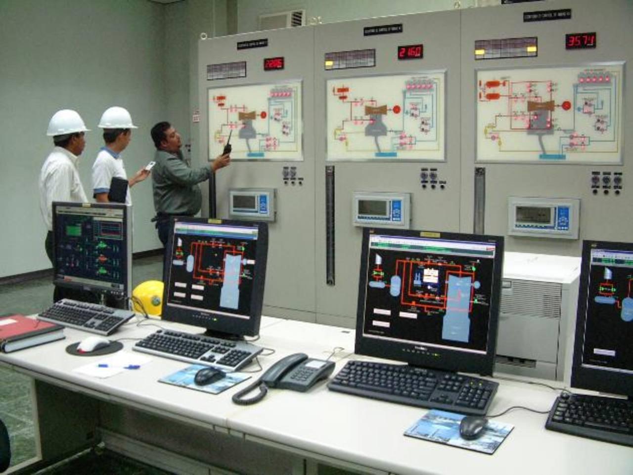 La Geo es la principal empresa que, hoy en día, tiene la mayor parte de explotación geotérmica en el país. Foto EDH / archivo