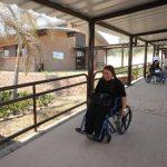 Las instalaciones tienen rampas, para que las personas con capacidades especiales puedan movilizarse. Fotos EDH / Lissette Monterrosa