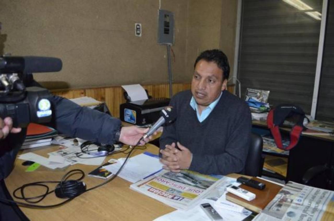 Yaco Martínez, presidente ejecutivo de Diario La Nación, de Ecuador.