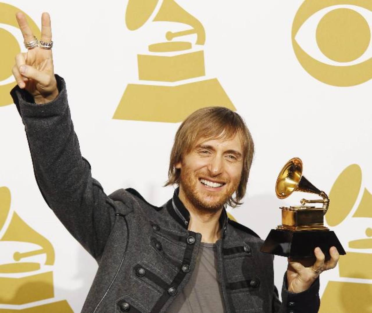 Michel ha llevado en alto el nombre de Brasil. Su último disco suena con fuerza en las emisoras.El DJ francés y el Grammy que se adjudicó en 2010.