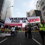 Los venezolanos exigen conocer la verdad sobre la salud de Chávez. FOTO EDH Archivo.