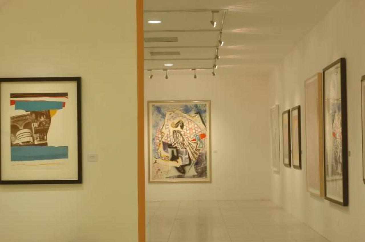 Son 66 piezas de 11 importantes creadores que dejaron huella en el arte. Fotos EDH / jorge reyes