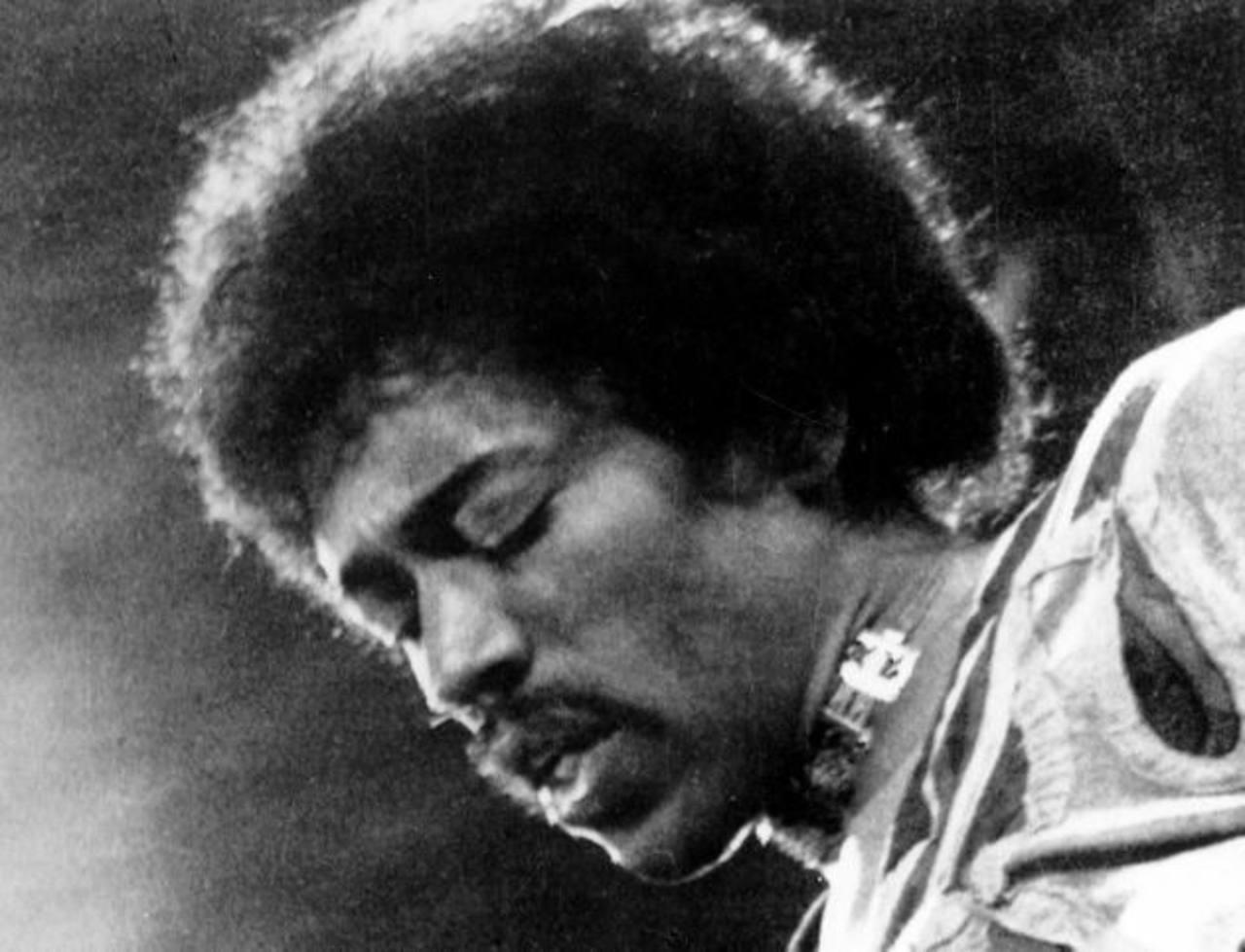 Hendrix es considerado el guitarrista más impresionante de todos los tiempos. Foto / AP