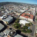 El centro de San Salvador, El Salvador. Foto/ Archivo