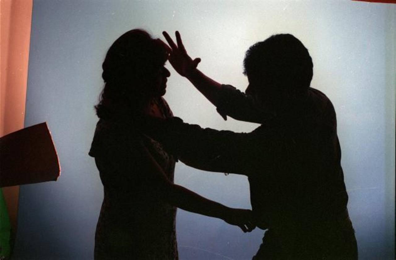 Los casos de violencia intrafamiliar son comunes en el departamento de Morazán. foto edh / archivo