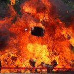 La explosión dejó 9 muertos FOTO EDH agencias.