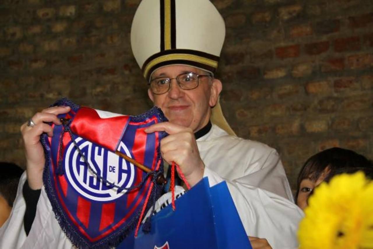El Papa futbolero, el lado humano de Francisco