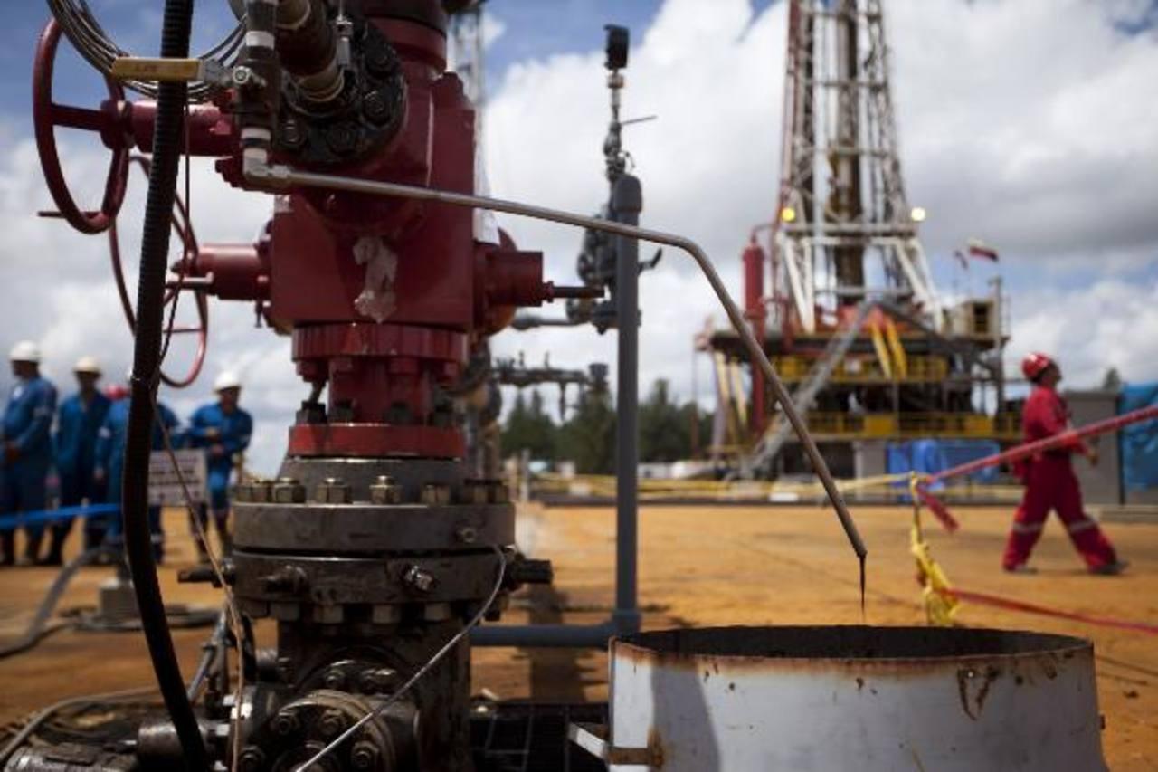 Venezuela posee las mayores reservas de crudo del mundo.