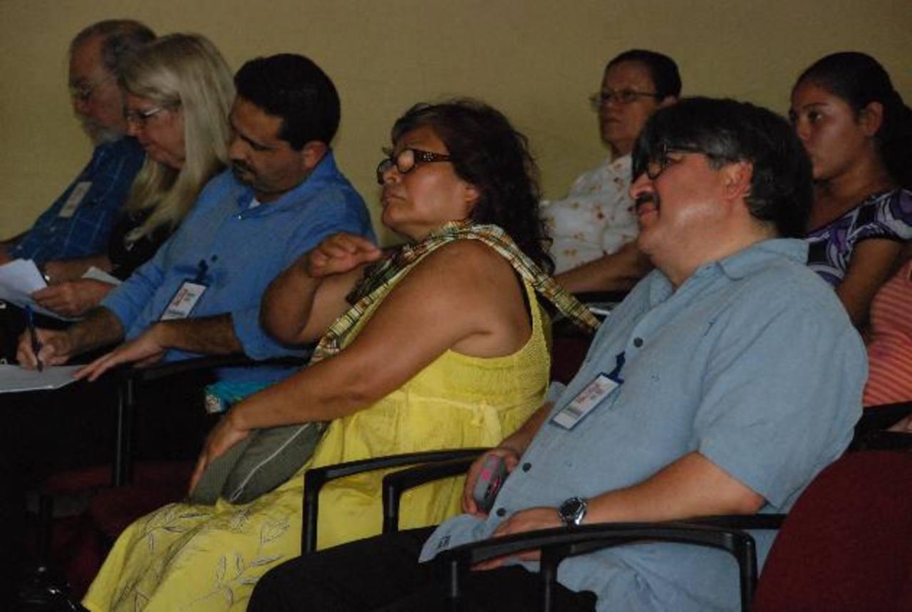 La actividad cultural se registró por primera vez en la ciudad de San Miguel. Foto EDH / jenny ventura