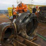 Vídeo: Recuperan los motores del Apolo 11