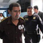 Imagen de archivo de Amado Neftalí Mendoza Gallegos, de 45 años, exvigilante imputado en el homicidio de Julio César Solórzano, de 42 años. Foto EDH / Archivo