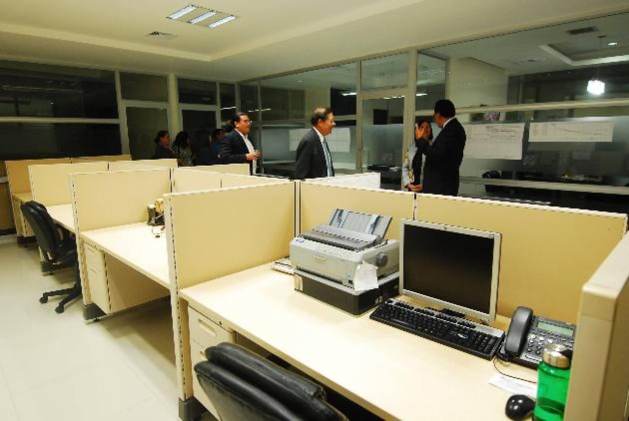 ITConsulting ofrece inteligencia de negocios y otros servicios. Foto EDH/ MarLON HERNÁNDEZ.