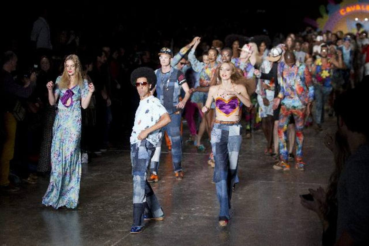 Sao Paulo, al frente de la moda