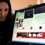 Bojana Danilovic, la joven serbia que ve todo al revés