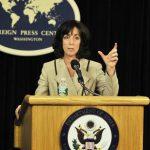 Subsecretaria de Estados Unidos, Roberta Jacobson.