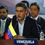 El canciller de Venezuela Elías Jaua. Foto/ Archivo