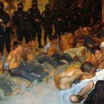 Las detenciones del agente y de 36 pandilleros de la MS fueron realizadas en Chiltiupán y Tamanique. Foto / Cortesía FGR