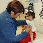 Los casos de pertusis aumentan dramáticamente en los niños de entre siete y 10 años, según expertos. foto EDH