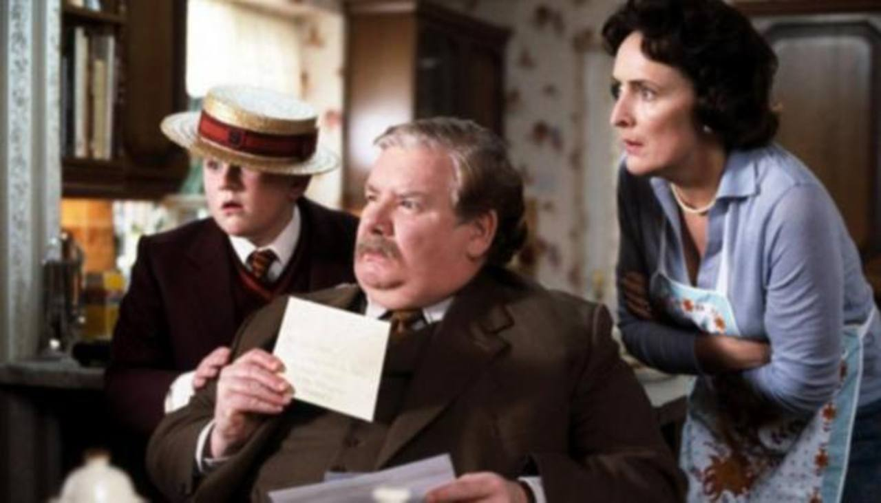 """Muere Richard Griffiths, el """"tío malo"""" de Harry Potter"""
