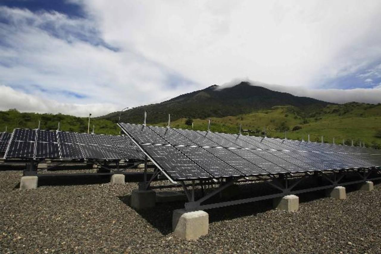 La energía solar no ha sido muy explotada en en nuestro país- foto edh / archivo