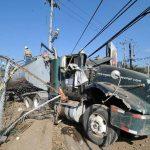 El camión llevaba 8,500 galones de diésel. Foto EDH / Óscar Mira