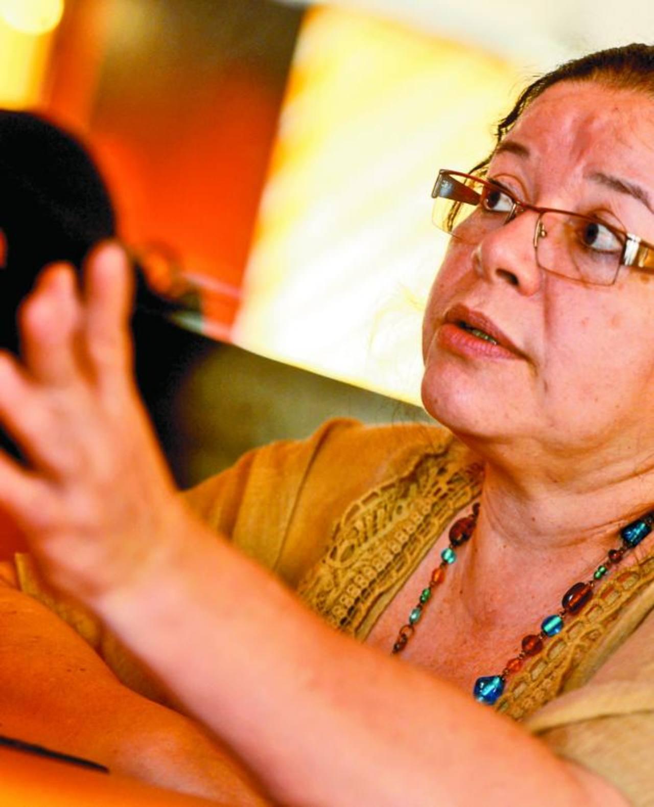 No importan los espacios, Eunice Payés puede intervenirlos y hacerlos poéticos. Fotografías / EDH: OM