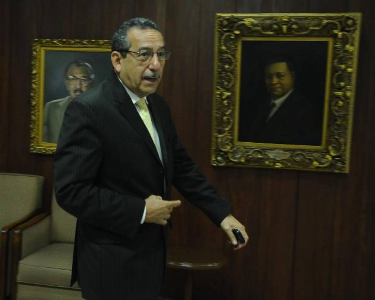 Florentín Meléndez. FOTO EDH archivo.