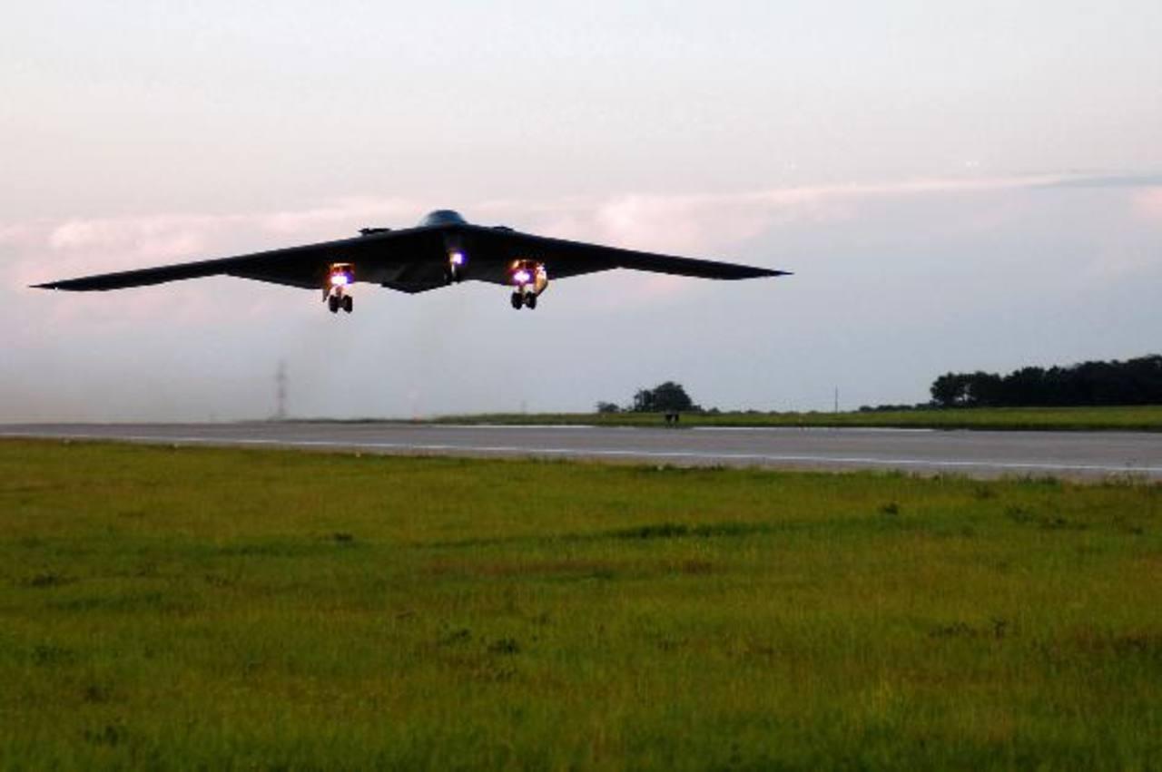 EE.UU. envía bombarderos nucleares a Corea del Sur