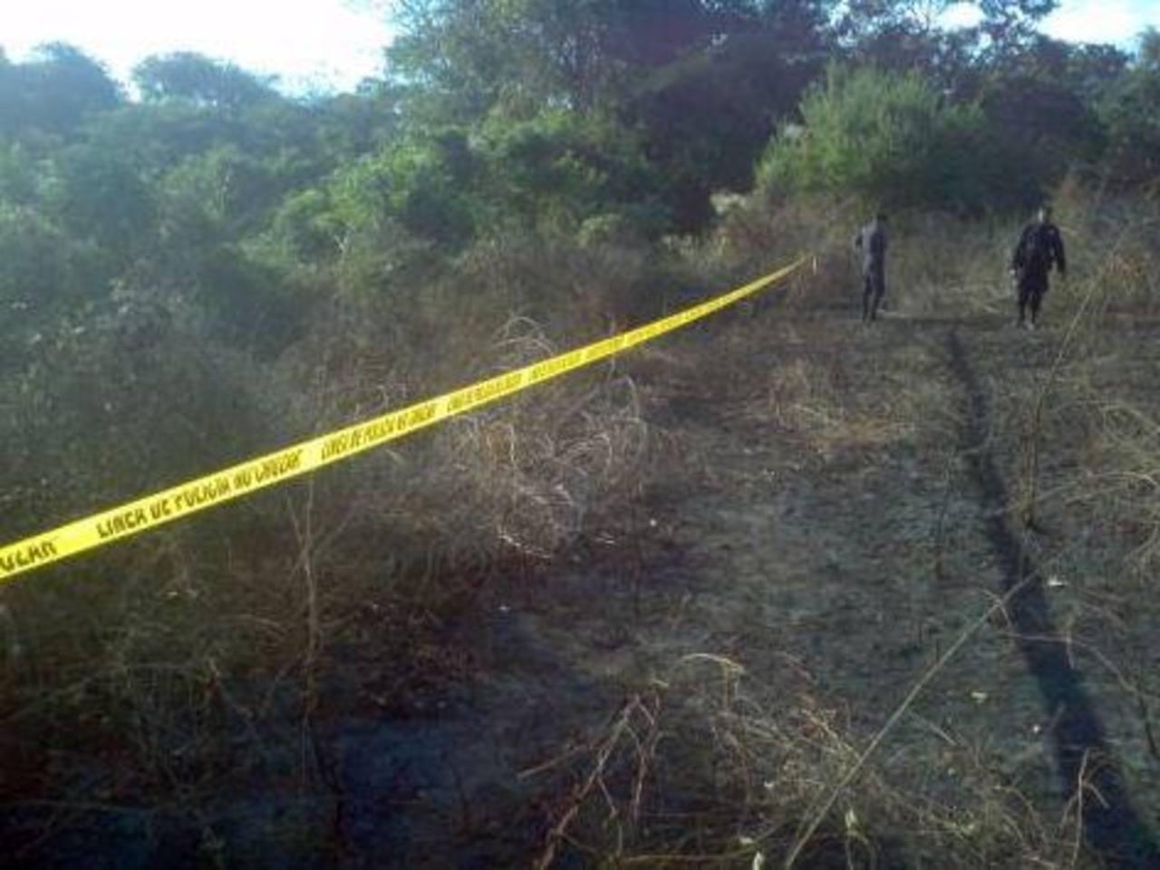 Asesinan a tres hombres en Nahuizalco, Sonsonate
