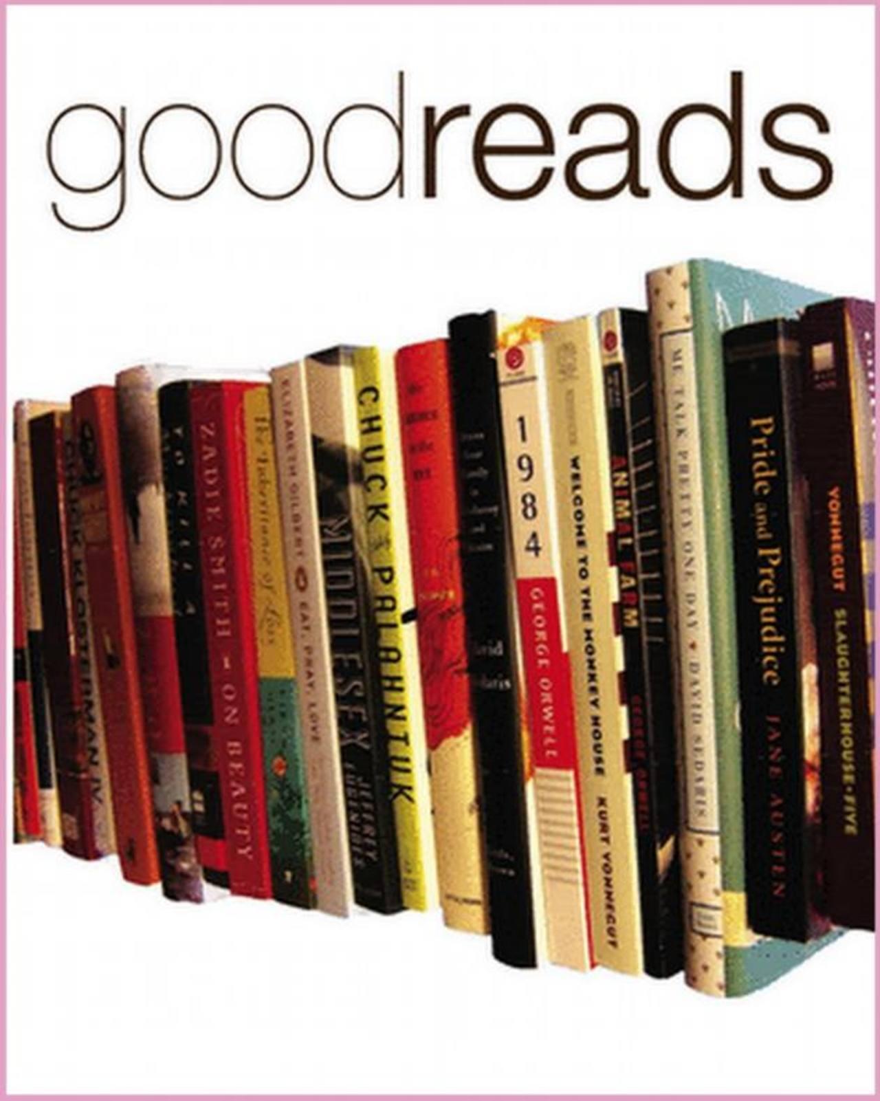 Además de recomendar libros de acuerdo con los títulos que le han gustado a la gente, funciona como una red social para los amantes de las bibliotecas. Foto EDH