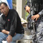 Jorge Ernesto Ulloa Sibrián fue capturado la noche del viernes en Guatemala. FOTO EDH /LISSETTE MONTERROSA