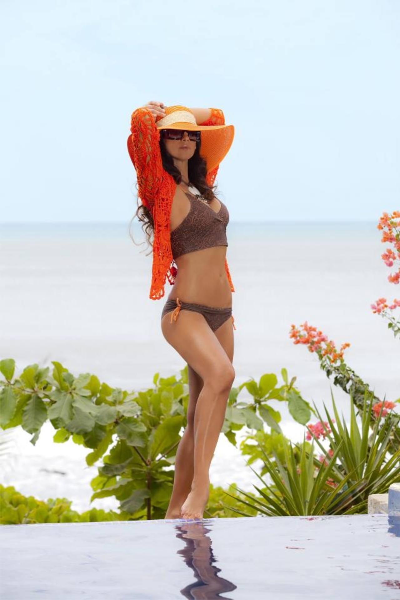Viva el verano protegida y con estilo