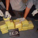 Las autoridades costarricenses informaron que la banda era investigada desde hace varios meses por traficar cocaína en territorio de ese país. foto edh / Agencias