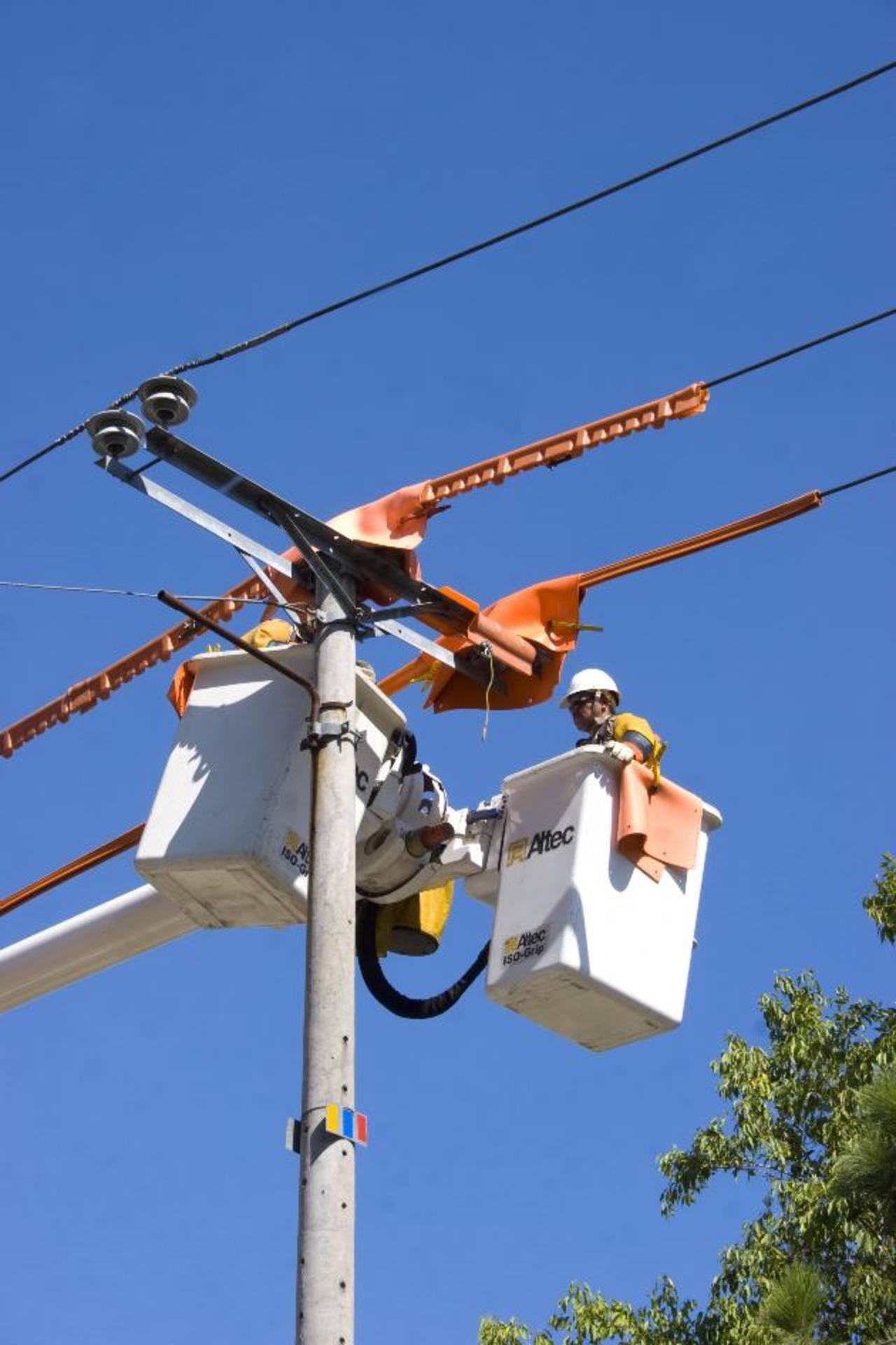 El compromiso de Delsur es brindar suministro eléctrico.