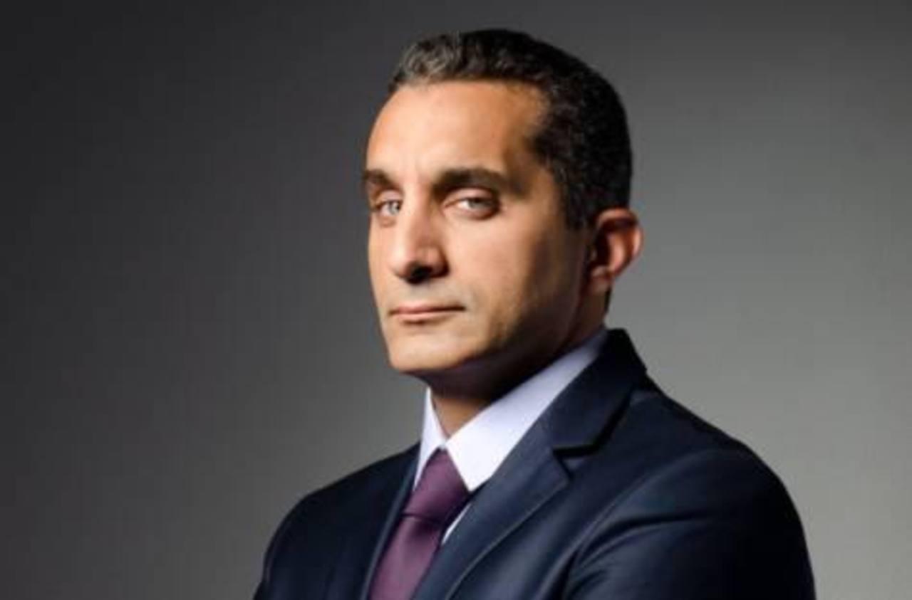 Basem Yusef dirige un popular programa satírico.