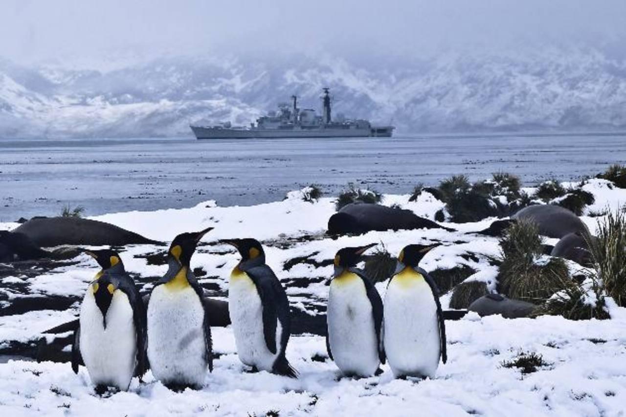 Islas Malvinas o Falklands, para los británicos.