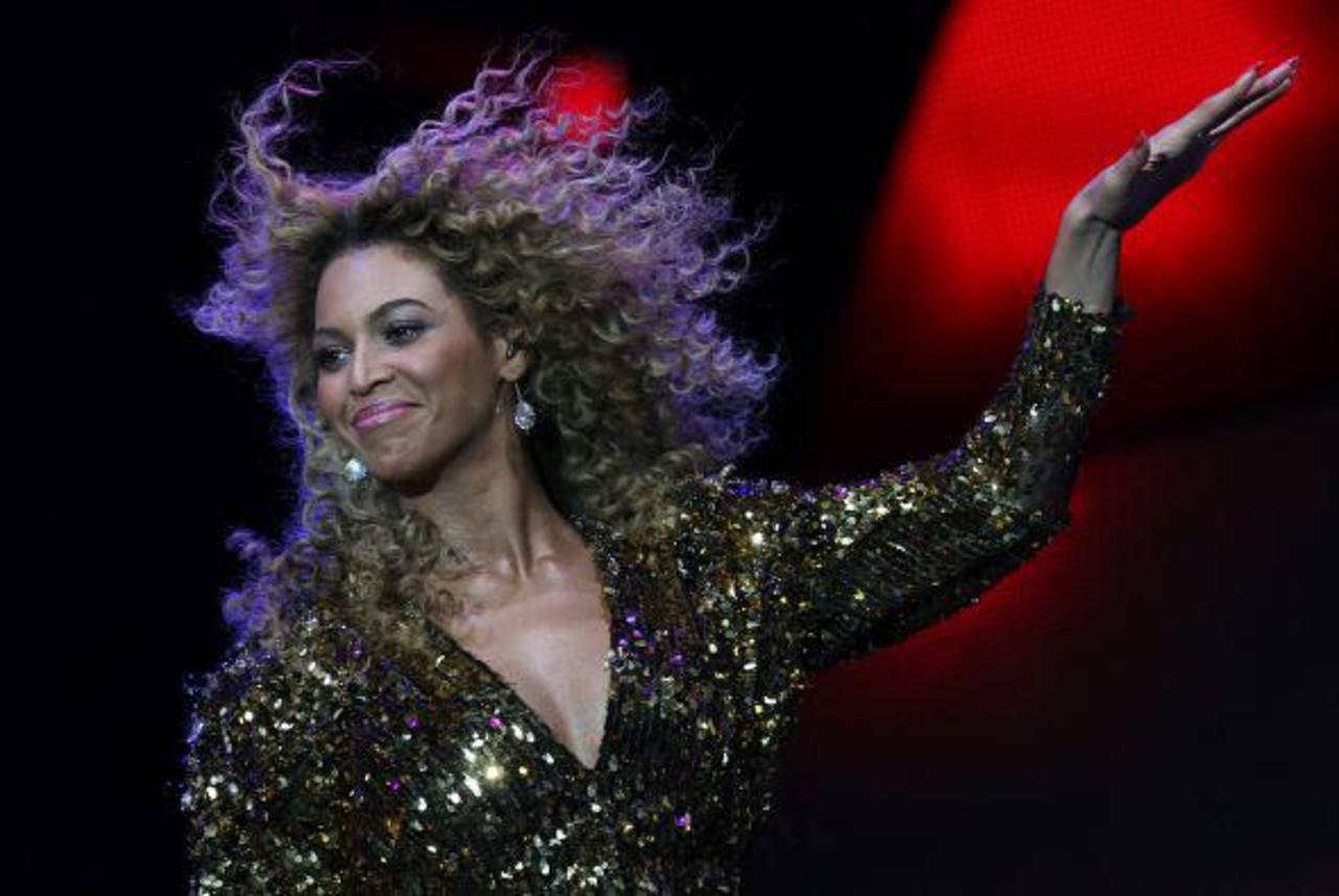 Beyoncé participará en concierto benéfico en Londres