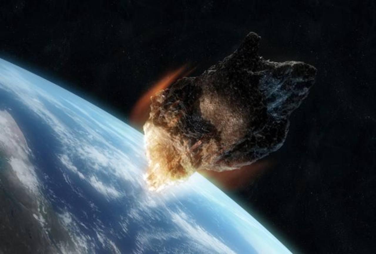 NASA: Ante un gran asteroide, recen