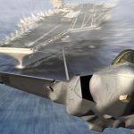Llegan a Corea del Sur cazabombarderos de EE.UU.