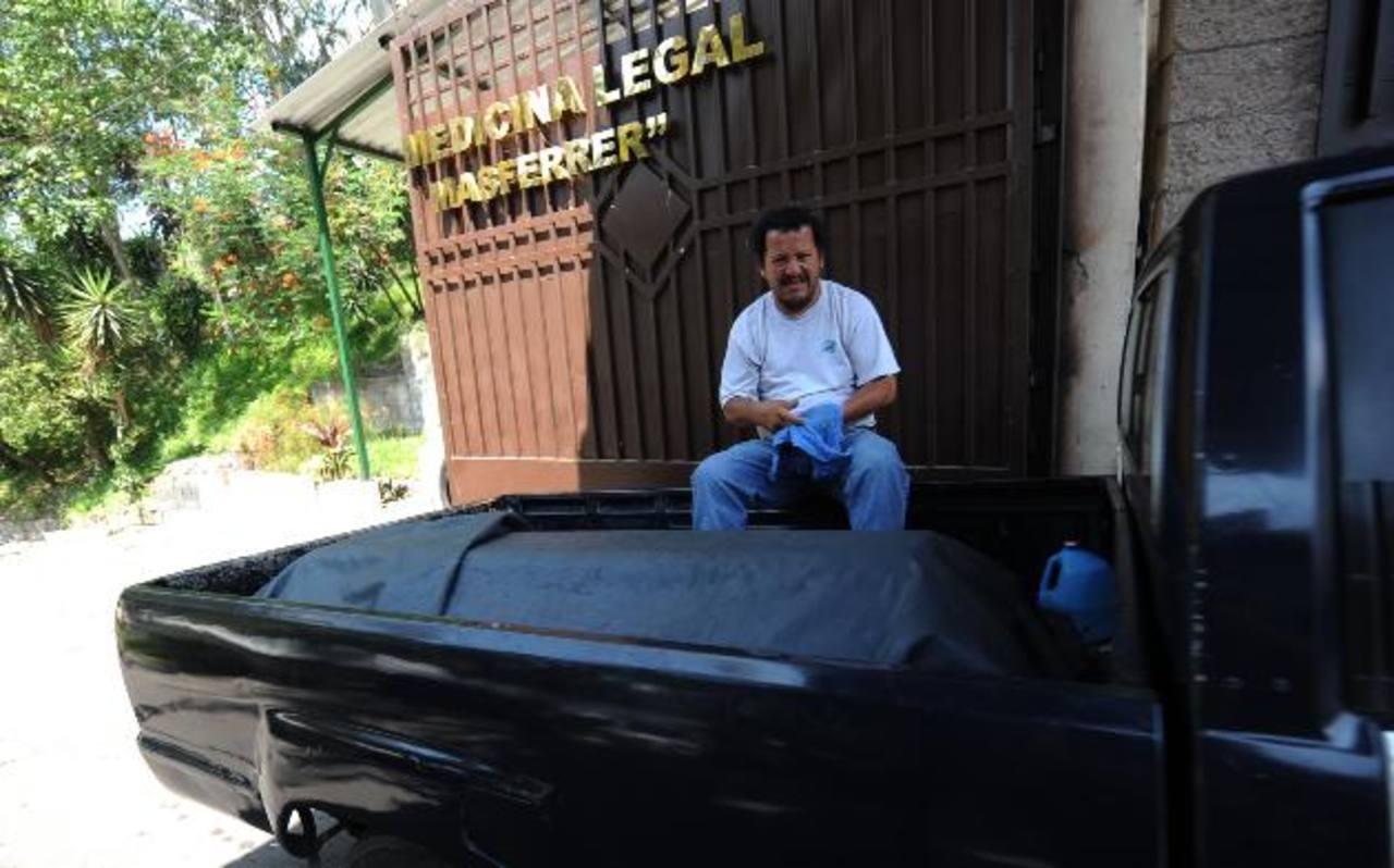 El cadáver del Jordi será trasladado a Nicaragua. Foto EDH