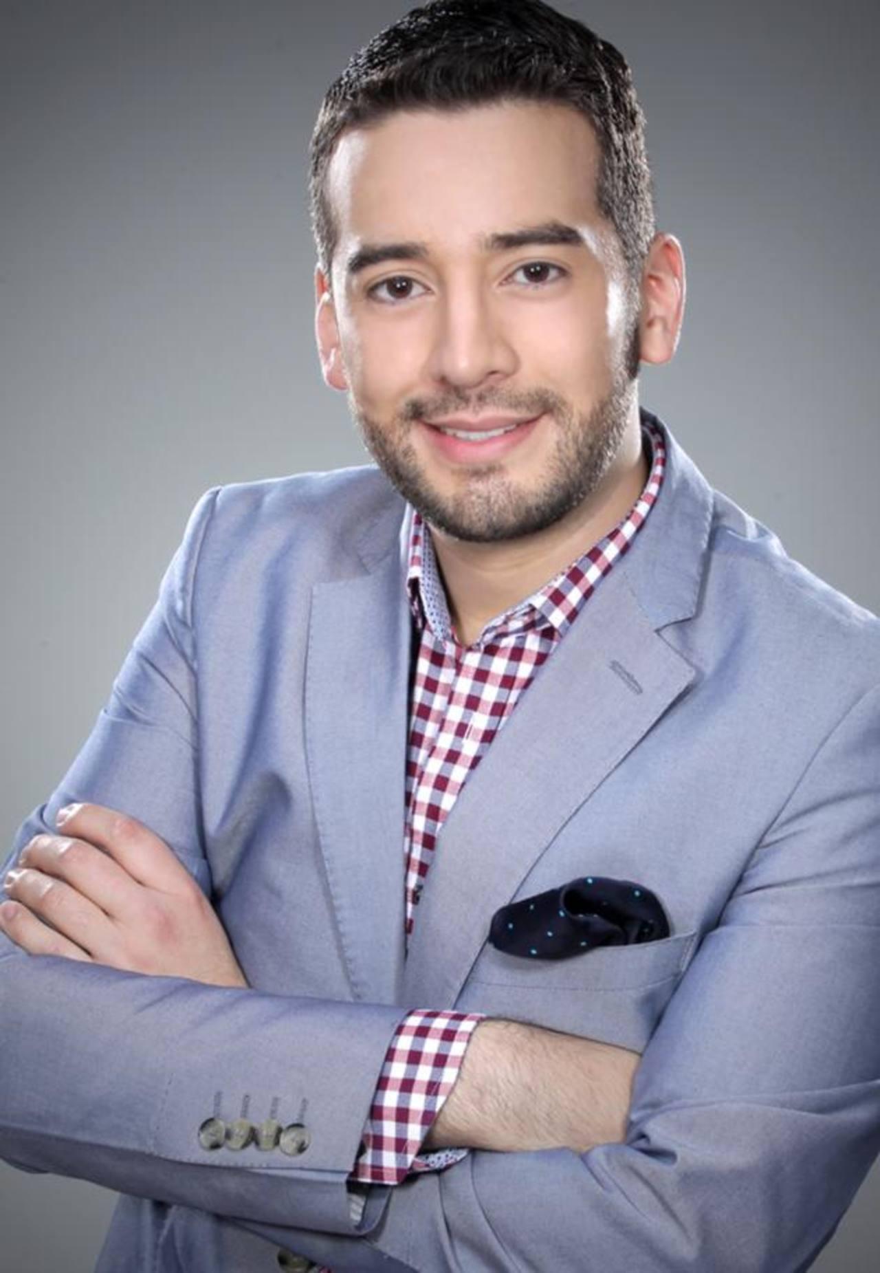 Francisco Cáceres, la nueva estrella de Telemundo