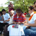 El MNP alcanzó a recolectar 34 mil de las 50 mil firmas necesarias para ser inscritos formalmente. Ahora evalúa si se une a algún partido político para definir su participación en la presidencial 2014.
