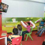 Dentro de las innovaciones se encuentra un espacio elaborado especialmente para los niños. FOTO EDH