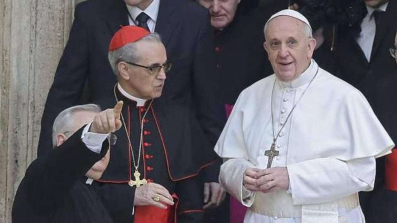 Papa pidió a cardenal que no visite basílica