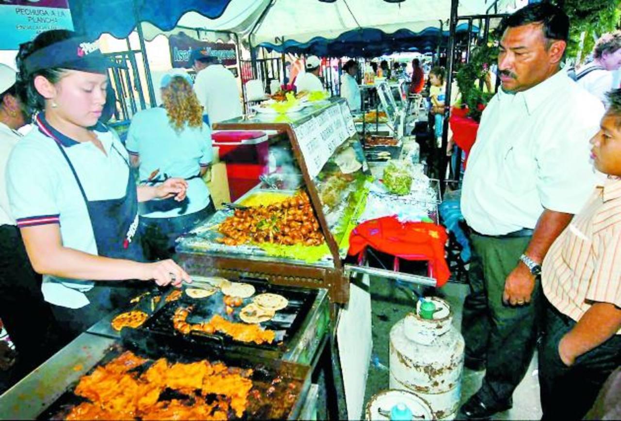 Ruta de las Flores ofrece tradiciones y mucha gastronomía